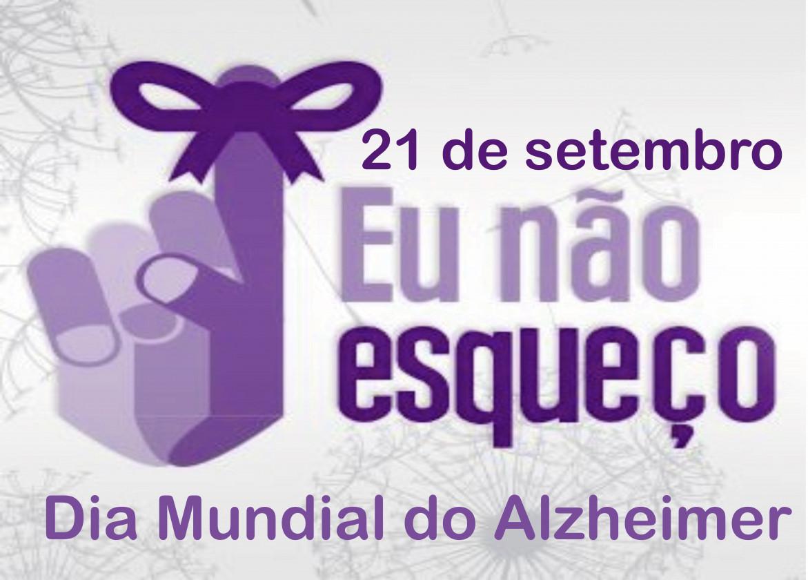 21 de Setembro dia Mundial do Alzheimer
