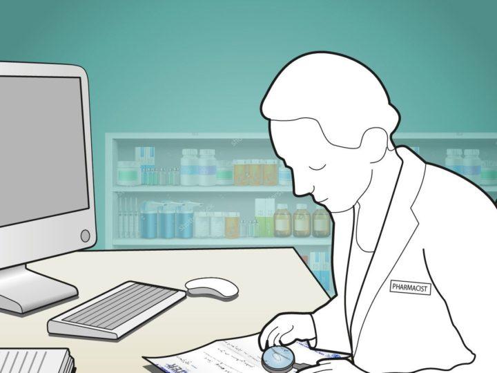 Logística e Controle dos estoques em Farmácia Hospitalar