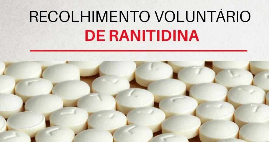 AÇÃO PREVENTIVA Ranitidina: entenda o recolhimento voluntário
