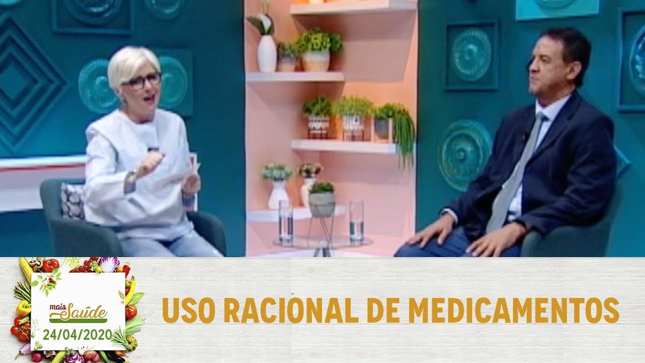 Dr. Gustavo Alves participa do Programa Mais Saúde.