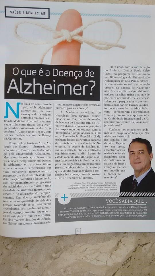 A Revista MundoCoop entrevistou o Dr. Gustavo Alves.