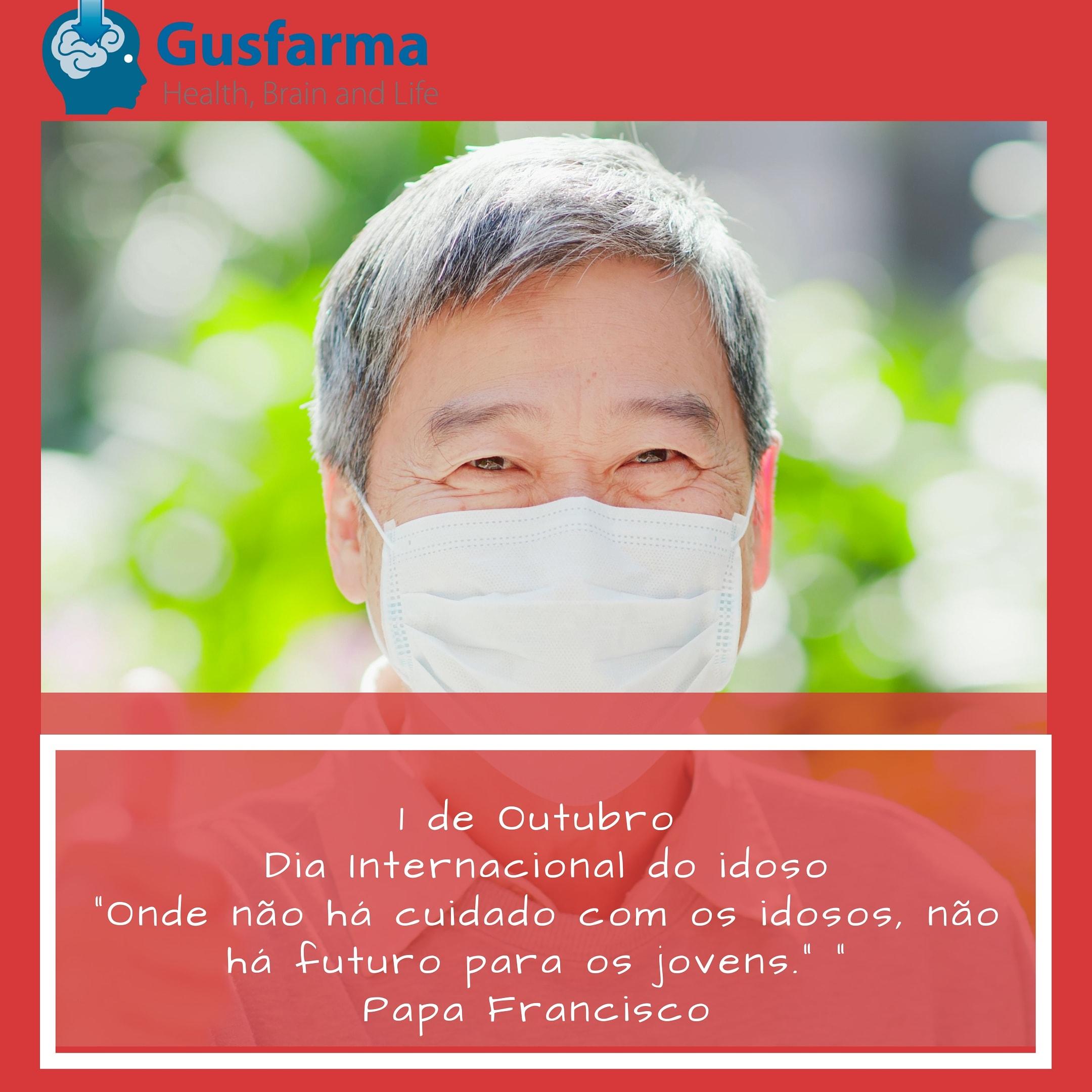 1 de Outubro Dia Internacional do idoso.