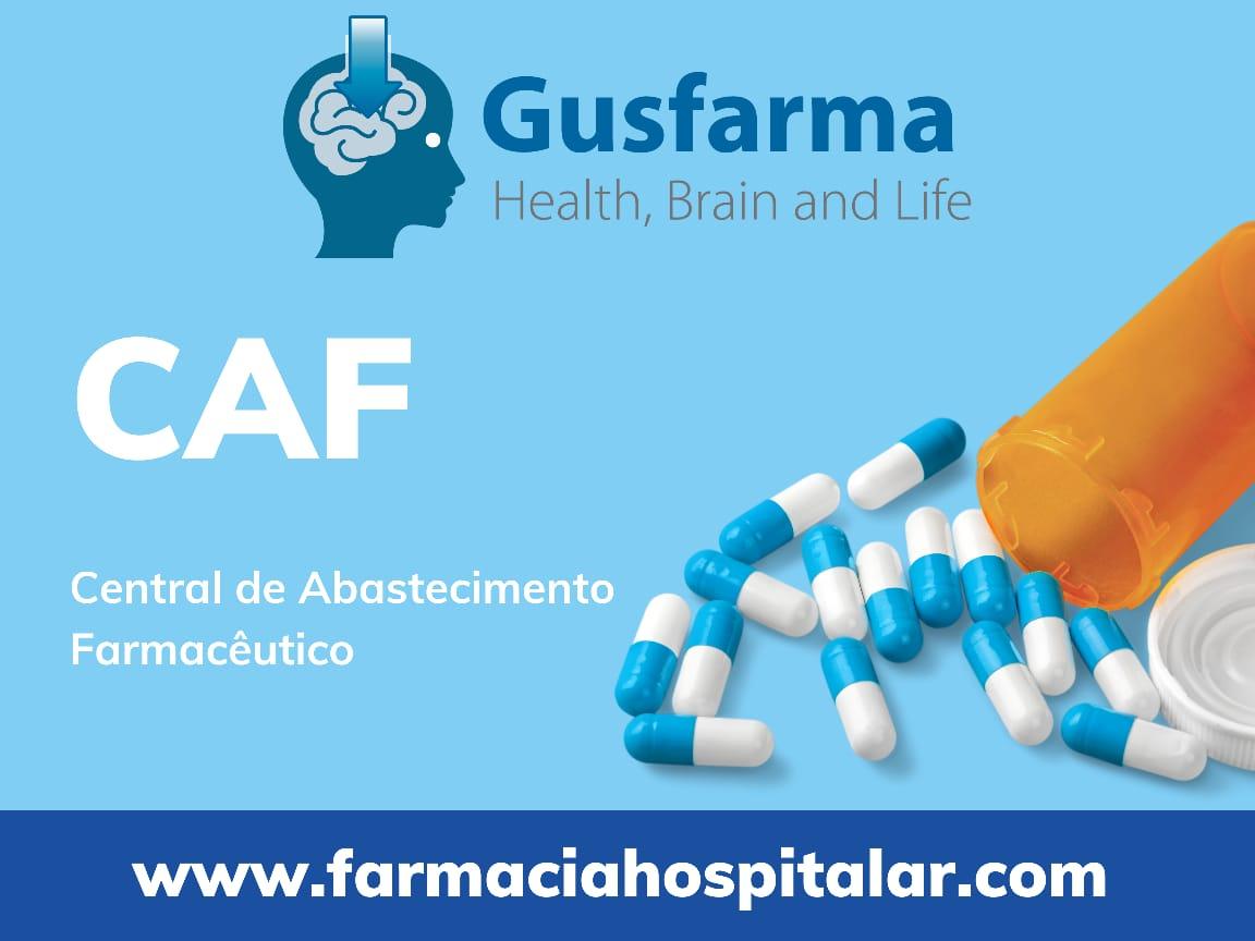 Central de Abastecimento Farmacêutico (CAF)
