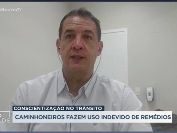Dr.Gustavo Alves fala sobre os riscos de uso de anfetaminas pelos caminhoneiros.
